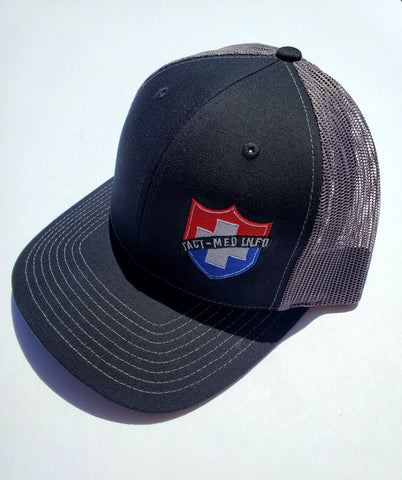 Tact-Med Info Snap Back Hat