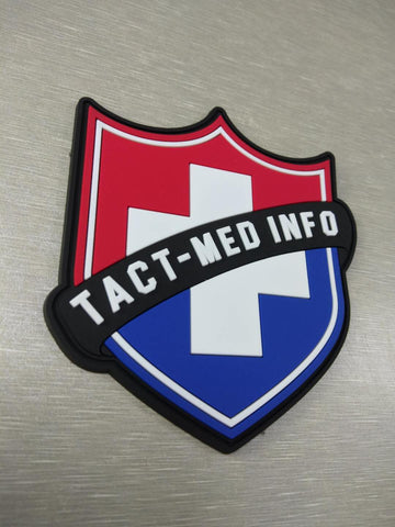 Velcro Patch - Tact-Med Info, LLC