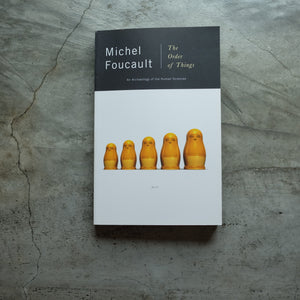 The Order of Things | Michel Foucault