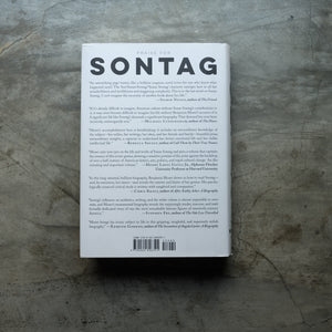 Sontag : Her Life and Work | Benjamin Moser
