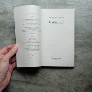 Cathedral | Raymond Carver