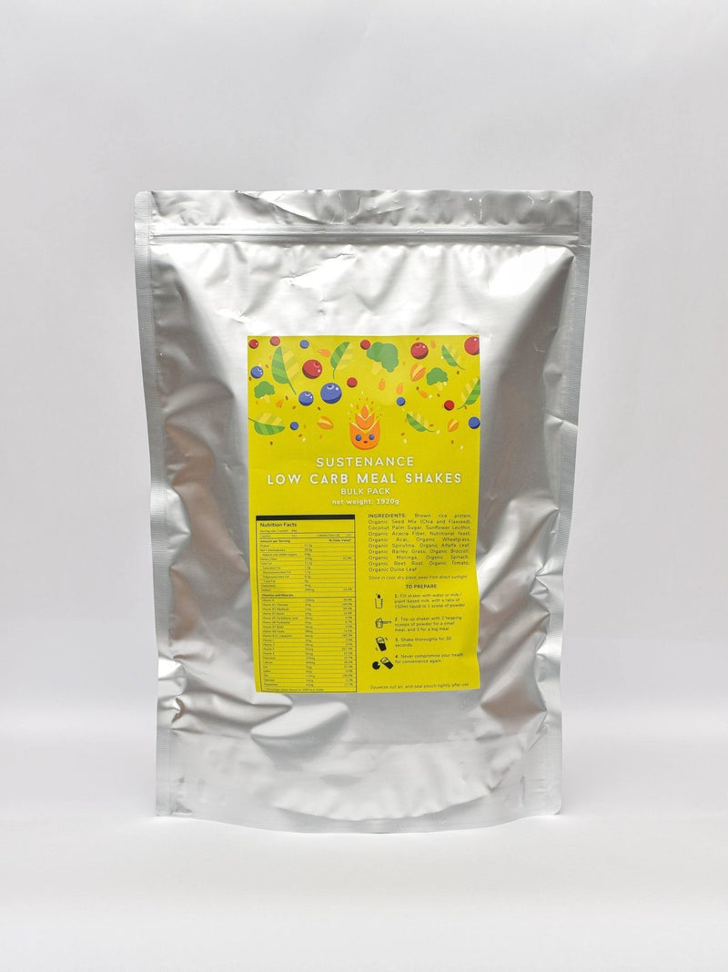 [Pre-order] Ic Meal Shakes | Bulk Pack (30 servings) - Sustenance_sg meal replacements
