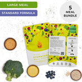 Signature Shakes | Large | Bundle of 5 - Sustenance meal replacements