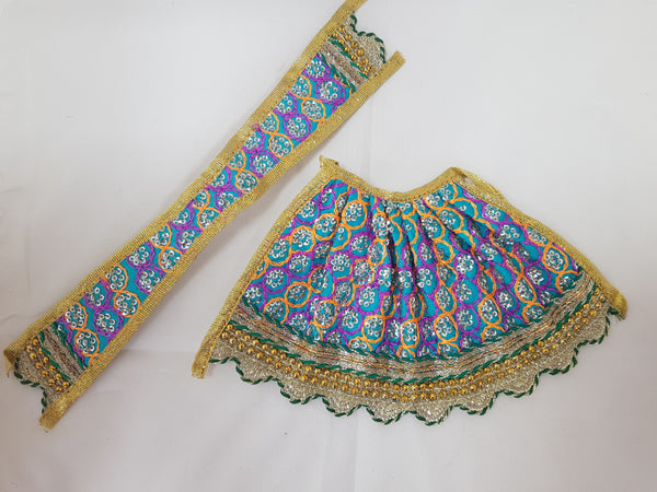 Lengha Patka Thread Work Design