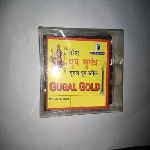 Gugal Gold Dhoop Sticks