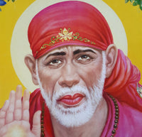 Sharma publications print of shirdi sai baba