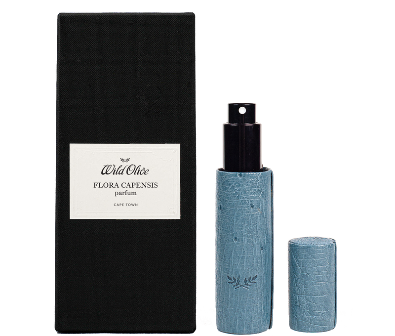 Parfum with Leather Case