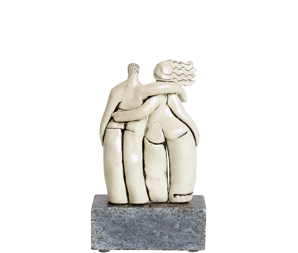 Home Decor Adam and Eve Statuette