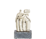 Load image into Gallery viewer, Home Decor Adam and Eve Statuette