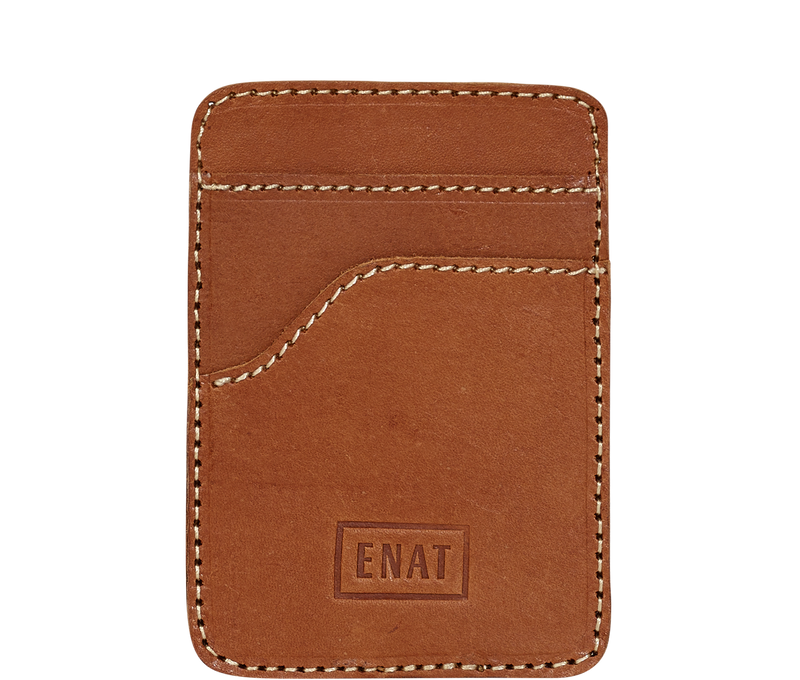 Accessories Brown Card Wallet
