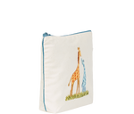 Load image into Gallery viewer, Accessories Cotton Giraffe Pouch
