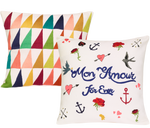 Load image into Gallery viewer, Home Decor Mon Amour Pillowcase