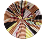 Load image into Gallery viewer, Home Decor Multicolor Woven Bowl