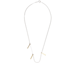 Load image into Gallery viewer, Jewelry Slat Necklace