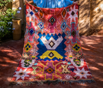 Load image into Gallery viewer, Home Decor Starburst Moroccan Rug