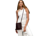 Load image into Gallery viewer, Handbag Black Structured Crossbody Bag