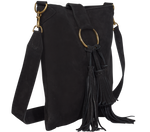 Load image into Gallery viewer, Handbag Suede Crossbody Bag