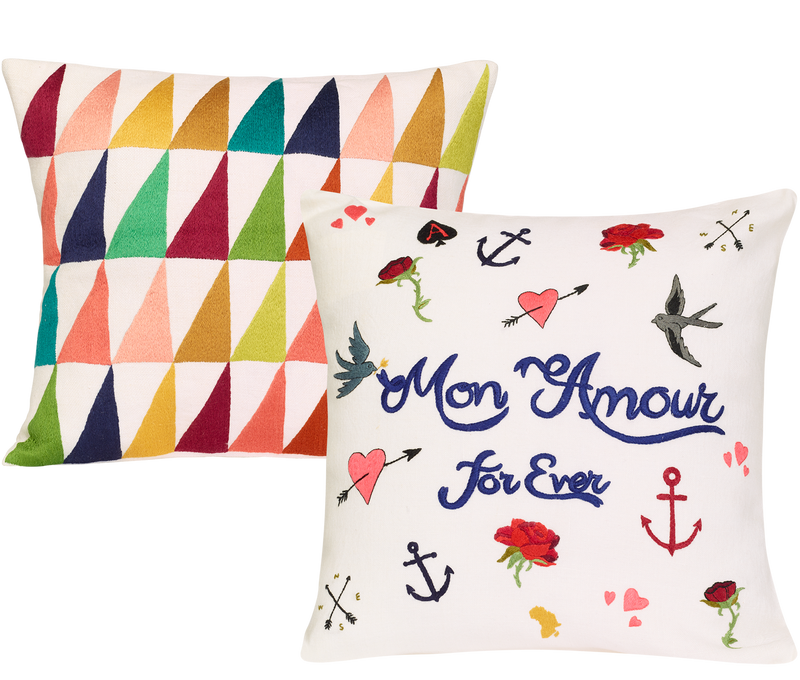 Home Decor Triangle Pillowcase
