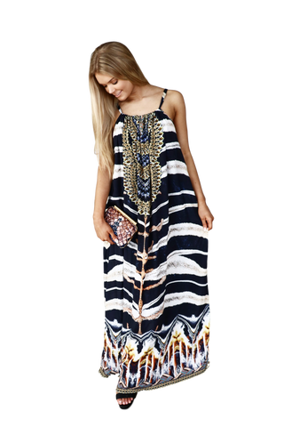 Egyptian Goddess A2 Dress