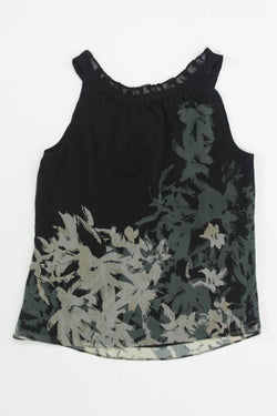 Ladies Blouse Small Sleeveless