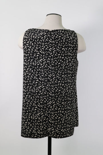 Ladies Top Medium Sleeveless
