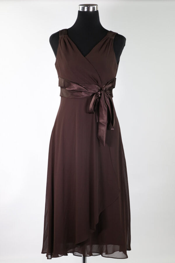 Ladies Dress 8 04 - BURGUNDY 24.35 Live Now Consign