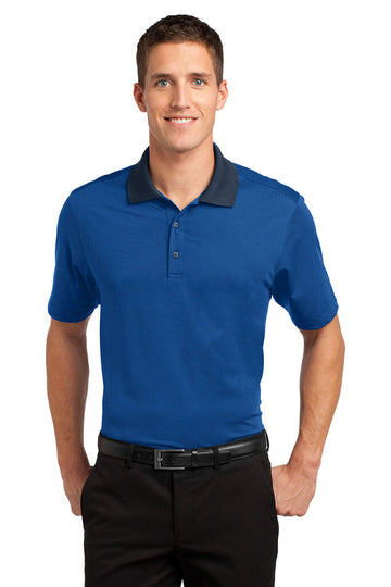 NEW BLANK Mens Polo XL  K558