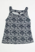 ladies Tank Top Medium damask