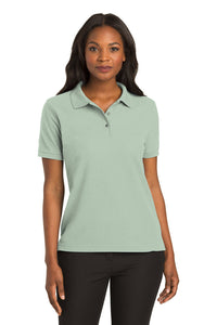 NEW BLANK Ladies Polo Small L500 00 - LN NEW 8.99 Live Now Consign