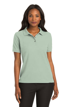 NEW BLANK Ladies Polo Small L500