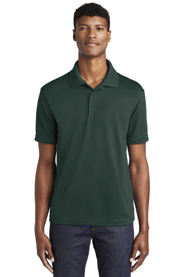 NEW BLANK Polo ST640 XXX-Large Dk Forest Green Racermesh 00 - LN NEW 13.79 Live Now Consign