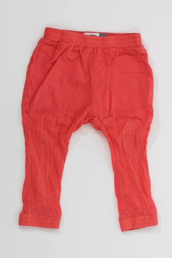 Baby Girls Pants 18M 07 - LAVENDER WEEK 4.87 Live Now Consign