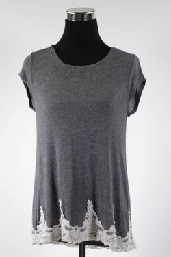 Ladies SS Tee Medium