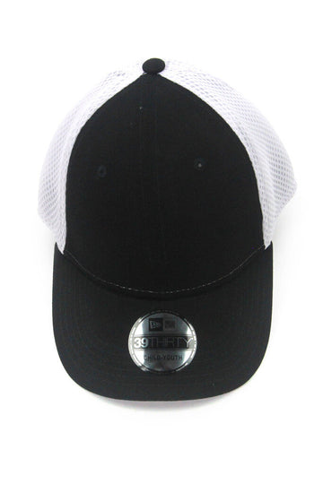 NEW BLANK Youth Cap Stretch Mesh