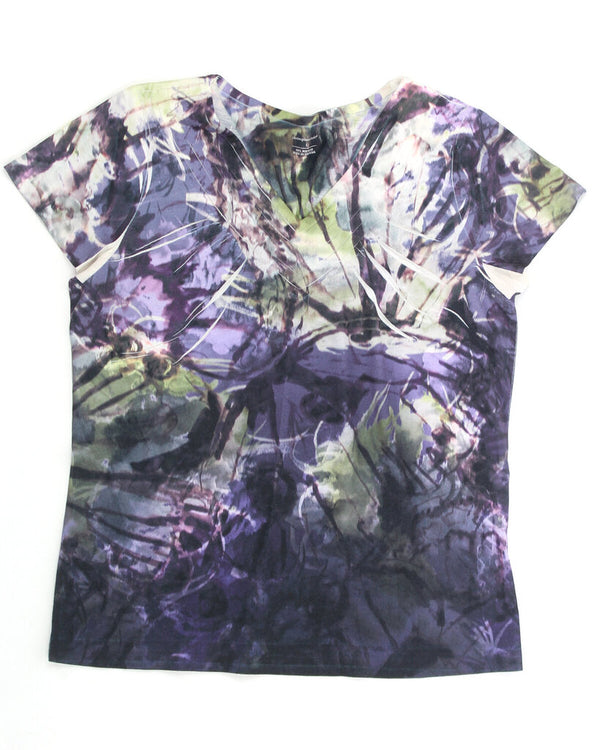 Ladies Top Large V-Neck