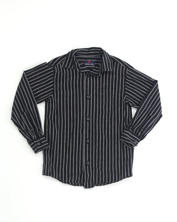 Boys Top 6 LS Button Up