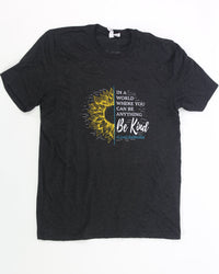 NEW SCREENPRINT MM Mollie's Movement Mens SS Tee 2XL Sunflower