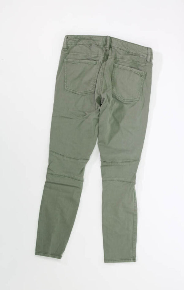 Ladies Jeans 4 Reg Skinny Ankle 13 - TAN WEEK 6.22 Live Now Consign