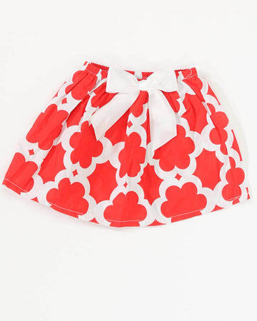 Toddler Shorts 4T with Bow