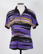 Ladies Top Medium SS Golf 11 - PURPLE WEEK 11.25 Live Now Consign