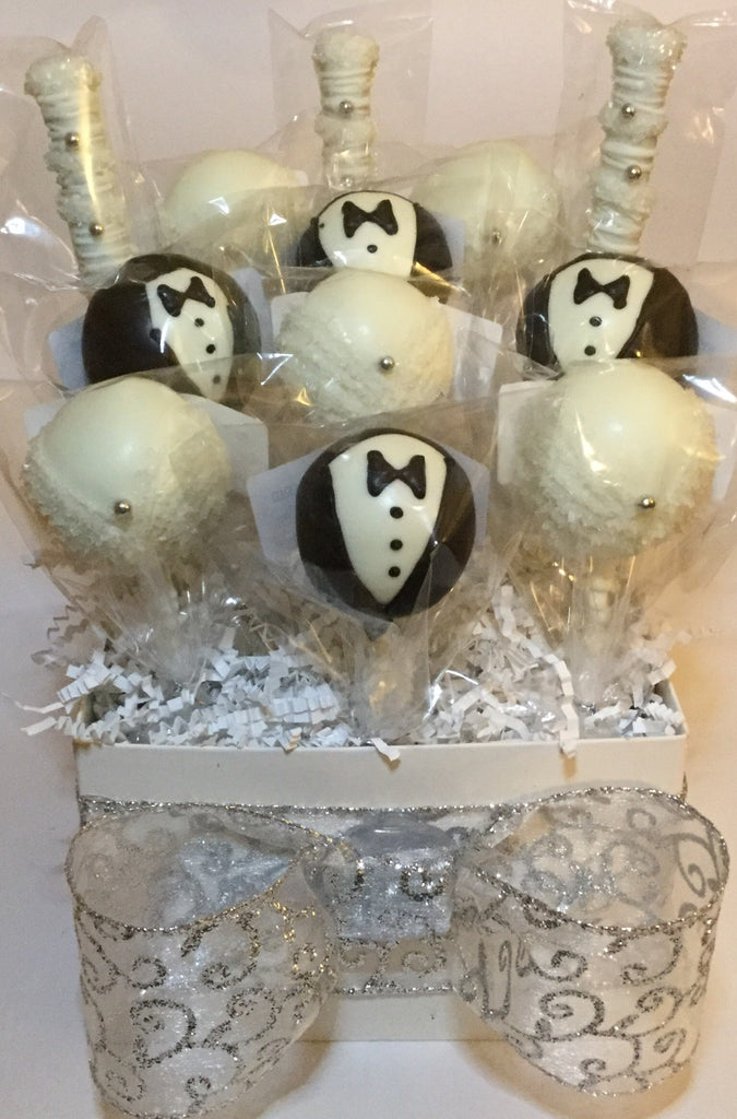 Specialty Cake Pop Bouquet - price per pop