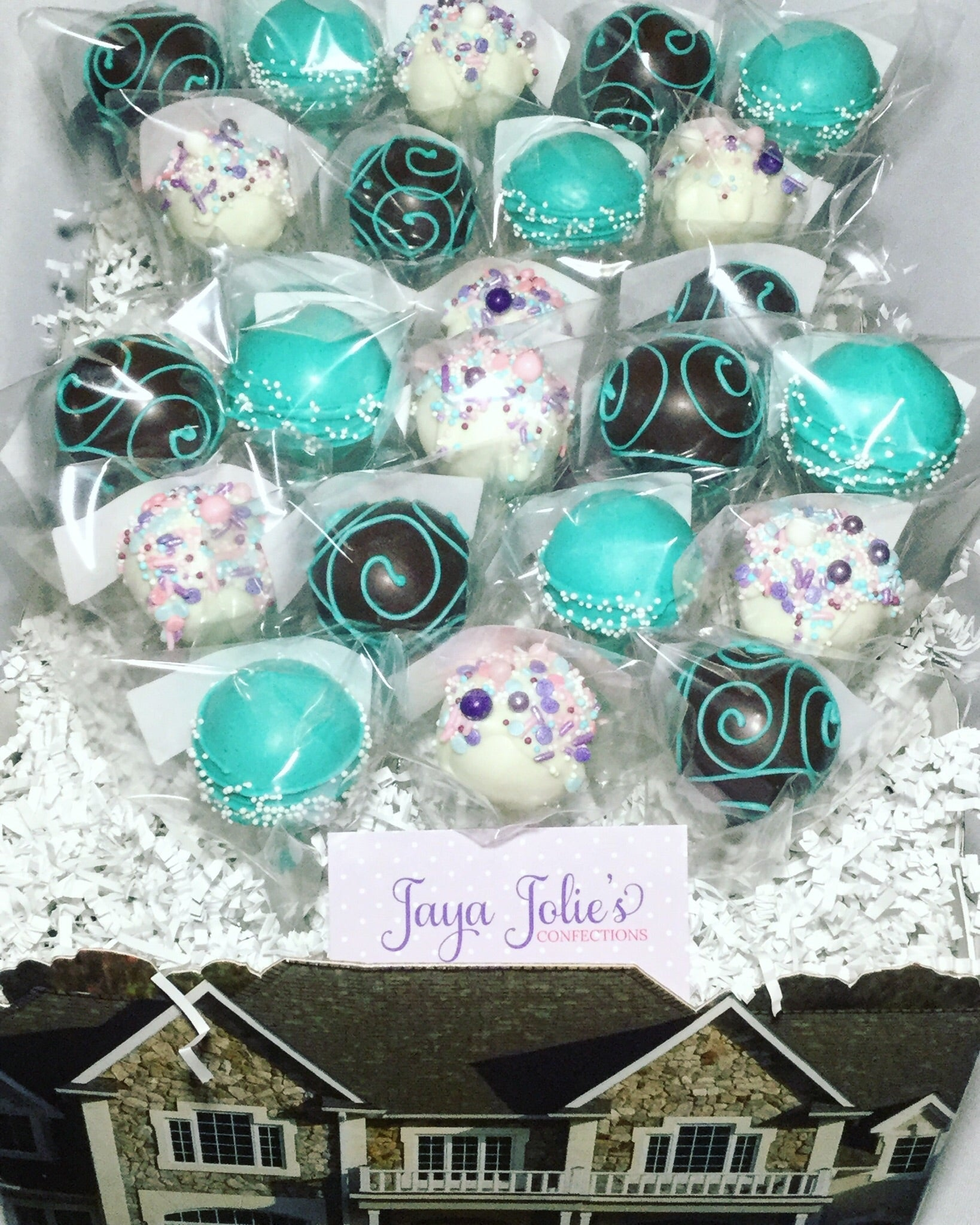 Classic Cake Pop Bouquet - priced per pop