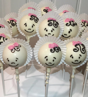 Baby Face Cake Pop - price per item