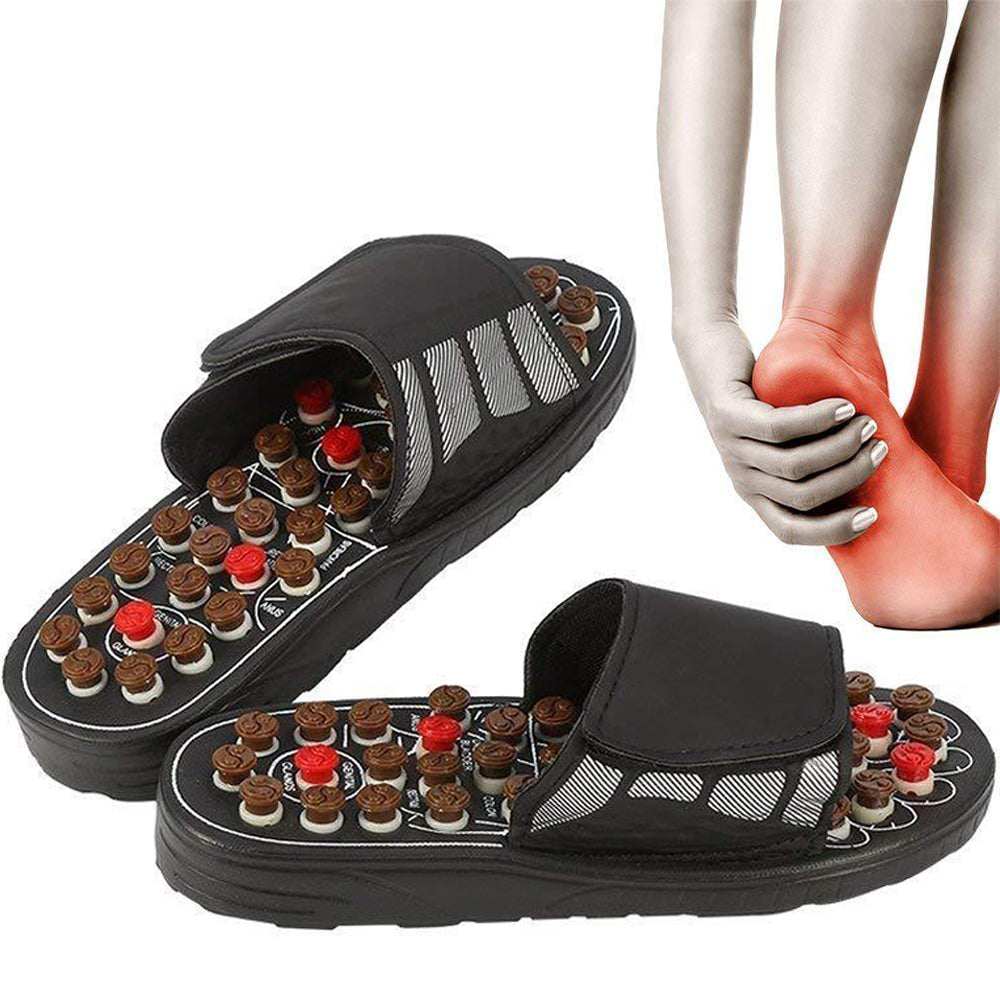Reflexology Slippers - Massage Therapy