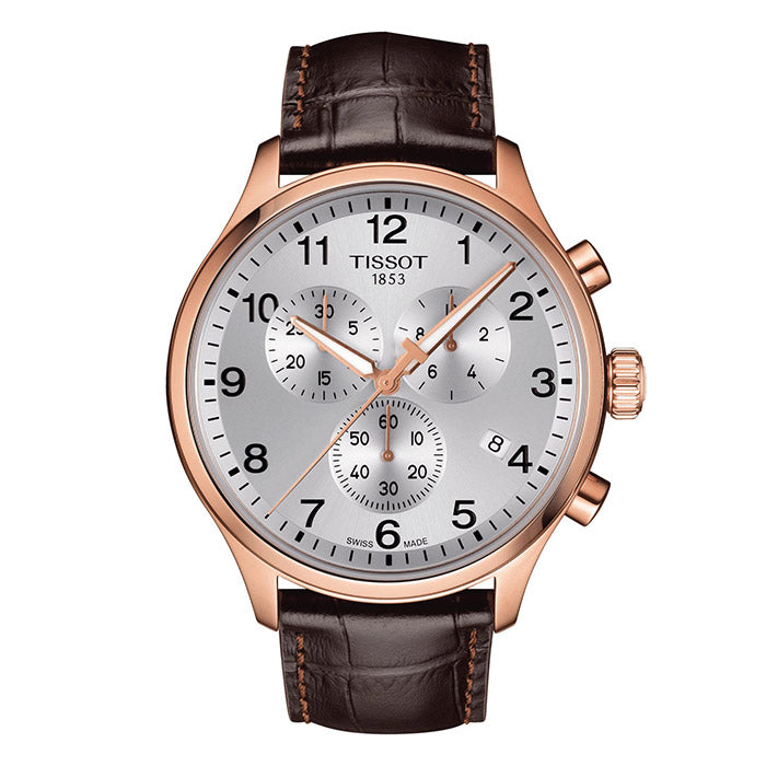Chrono XL Gents Rose Gold Chronograph