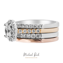 Load image into Gallery viewer, White Gold Diamond Wedding Rnig