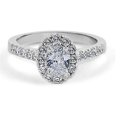 Brooke Lab Grown Diamond Ring