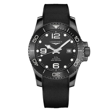 HydroConquest Black Ceramic Automatic