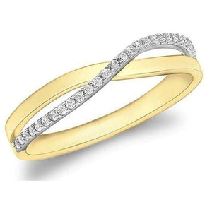 CZ Crossover Ring N