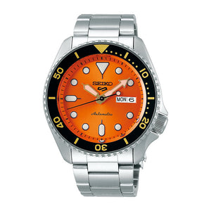 5 Sport Gents Automatic Orange